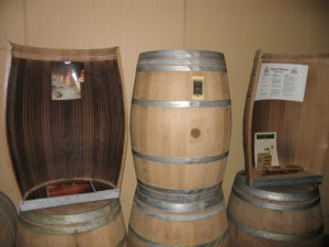 Del-Dotto-Vineyards-Oak-Barrels