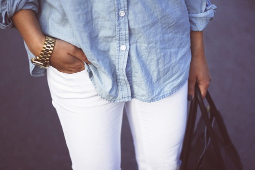 white jeans 2
