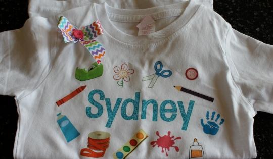Art Party T-shirt
