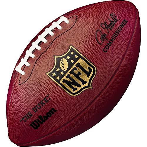 NFL Game Ball  Home Is Where The Haggis Is