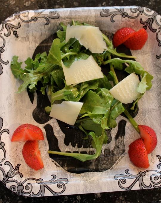 Balsamic Vinaigrette salad