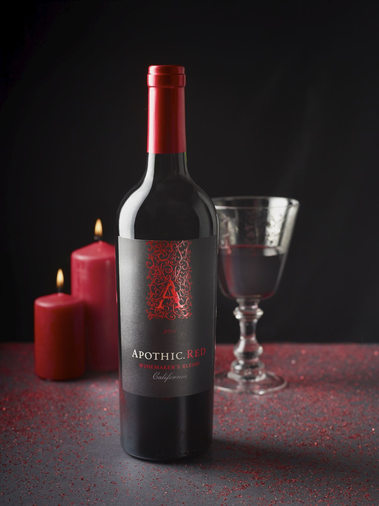 Apothic Red 2013 Home Is Where The Haggis Is