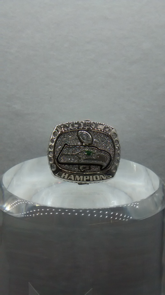 NFL Experience Seahawks Ring
