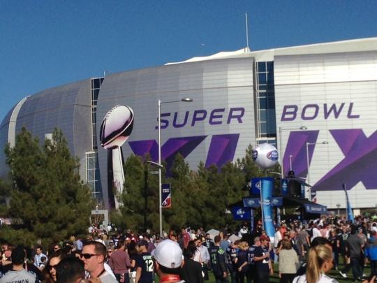 Super Bowl Arena