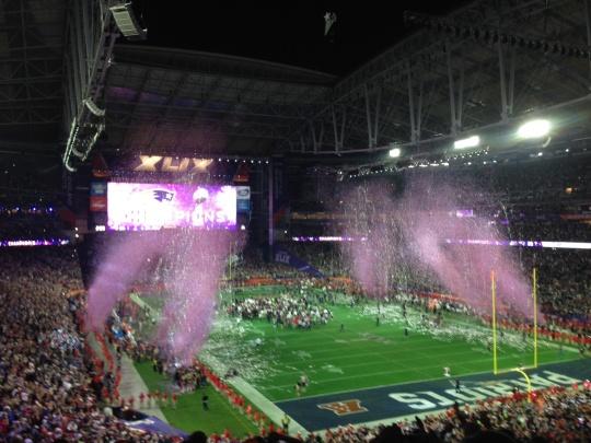 Super Bowl Finale