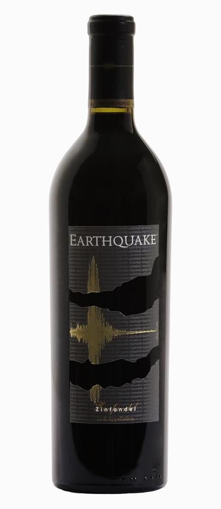 Earthquake 2011 Zinfandel