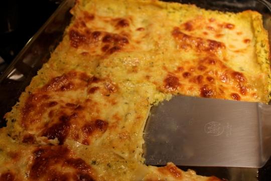 Corn Lasagna