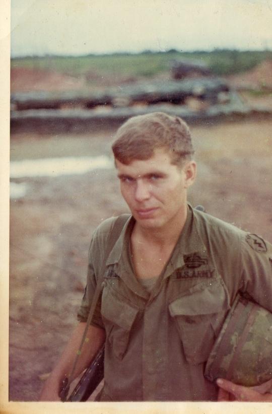 Dennis J McVicker Platoon Sergeant