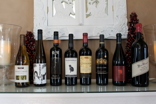 Wines For Holidays
