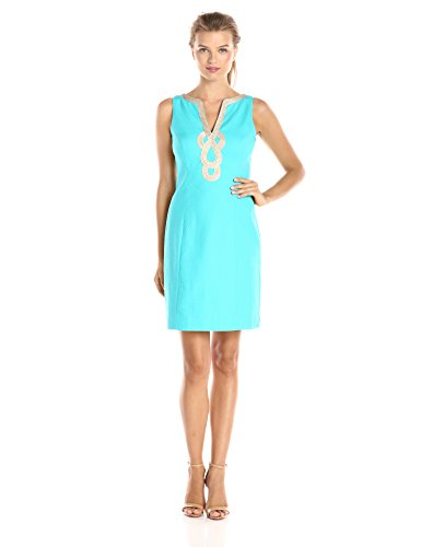 Lilly-Pulitzer-Womens-Janice-Shift-Dress-Sea-Blue-12-0