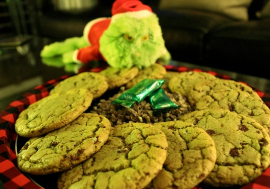 Grinch Cookies Home Is Where The Haggis Is
